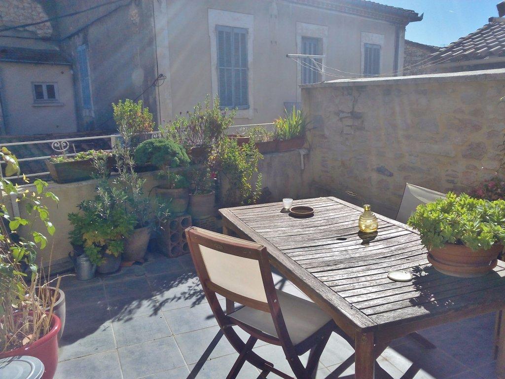 Vente appartements maisons villas nimes centre collines et environs - Vente maison jardin nimes toulon ...