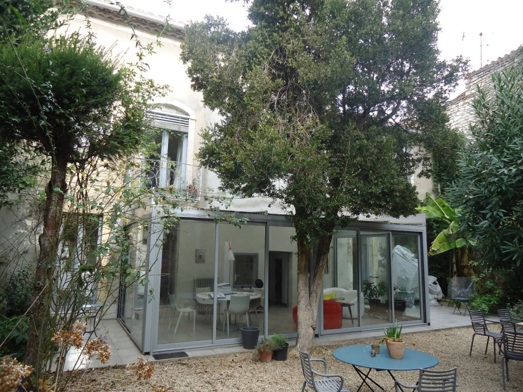 Annonce maison villa 8 pieces nimes vente - Maison jardin menu nimes ...